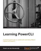 Robert van den Nieuwendijk: Learning PowerCLI