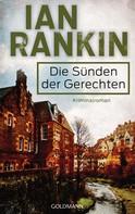Ian Rankin: Die Sünden der Gerechten - Malcolm Fox 2 ★★★★