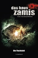 Ernst Vlcek: Das Haus Zamis 9 - Die Fluchtafel