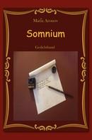 Maria Aronov: Somnium