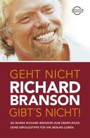 Richard Branson: Geht nicht, gibt's nicht! ★★★★★