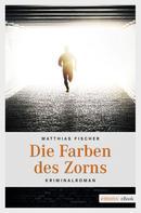 Matthias Fischer: Die Farben des Zorns ★★★★