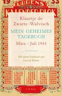 Klaartje Zwarte-Walvisch: Mein geheimes Tagebuch ★★★★