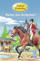Mathias Metzger: Internat Lindenberg. Rettet den Reiterhof! ★★★★★