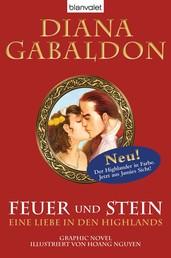 Feuer und Stein - Eine Liebe in den Highlands - Graphic Novel
