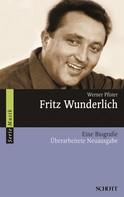 Werner Pfister: Fritz Wunderlich
