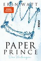 Erin Watt: Paper Prince ★★★★★