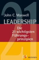 John C. Maxwell: Leadership ★