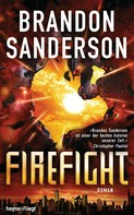 Brandon Sanderson: Firefight ★★★★★