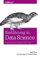 Joel Grus: Einführung in Data Science ★★★