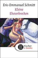 Eric-Emmanuel Schmitt: Kleine Eheverbrechen ★★★★
