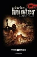 Ernst Vlcek: Dorian Hunter 32 - Cocos Opfergang