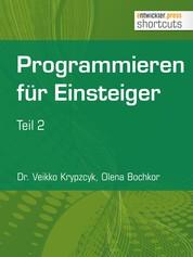 Programmieren für Einsteiger - Teil 2