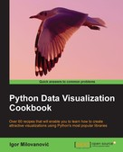 Igor Milovanovic: Python Data Visualization Cookbook ★★★★