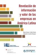 Alexander Guzmán: Revelación de información y valor de las empresas en América Latina