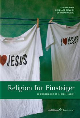 Religion für Einsteiger