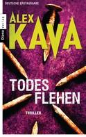 Alex Kava: Todesflehen (Ryder Creed 1) ★★★★