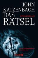 John Katzenbach: Das Rätsel ★★★★
