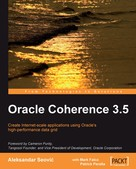 Aleksandar Seovic: Oracle Coherence 3.5