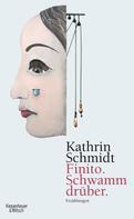 Kathrin Schmidt: Finito. Schwamm drüber