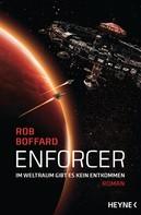 Rob Boffard: Enforcer ★★★★