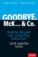 Edgar K. Geffroy: Goodbye, McK... & Co. ★★