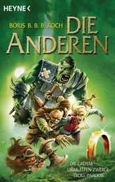 Die Anderen - Die große Orks-Elfen-Zwerge-Troll-Parodie