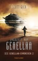 Scott G. Gier: Jagdzeit auf Genellan ★★★★