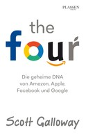 Scott Galloway: The Four ★★★★★
