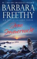 Barbara Freethy: Jene Sommernacht ★★★★★