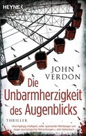 John Verdon: Die Unbarmherzigkeit des Augenblicks ★★★★