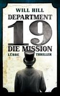 Will Hill: Department 19 - Die Mission ★★★★★