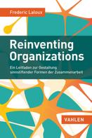 Frederic Laloux: Reinventing Organizations ★★★★★