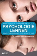 Hans-Peter Nolting: Psychologie lernen ★★★★