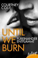 Courtney Cole: Until We Burn - Füreinander entflammt ★★★★