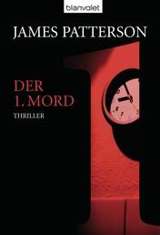 Der 1. Mord - Women's Murder Club - - Thriller