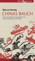Marcus Hernig: Chinas Bauch ★★★