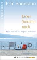 Eric Baumann: Einen Sommer noch ★★★★★