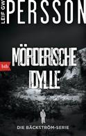 Leif GW Persson: Mörderische Idylle ★★★