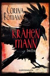 Krähenmannvon Corina Bomann– Cover mit freundlicher Genehmigung von Skoobe