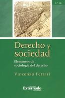 Vincenzo Ferrari: Derecho y sociedad. Elementos de sociología del derecho, 2.ª ed.