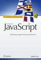 Stefan Koch: JavaScript (iX Edition) ★★★