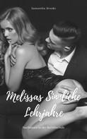 Samantha Brooks: Melissas Sinnliche Lehrjahre