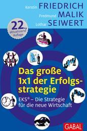 Das große 1x1 der Erfolgsstrategie - EKS® - Erfolg durch Spezialisierung