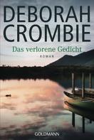 Deborah Crombie: Das verlorene Gedicht ★★★★