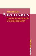 Karin Priester: Populismus ★★★★★
