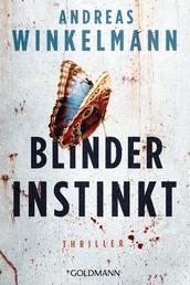 Blinder Instinkt - Psychothriller