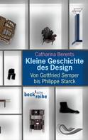 Catharina Berents: Kleine Geschichte des Design ★★★★