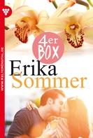 Erika Sommer: Erika Sommer 4er Box - Liebesromane