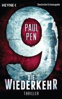 Paul Pen: 9 - Die Wiederkehr ★★★★